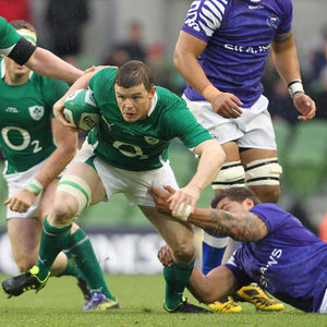 Ireland 20 Samoa 10, Aviva Stadium, Saturday, November 13, 2010