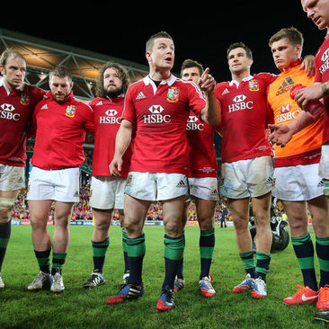 O'Driscoll: We're In A Great Place, Let's Do It In Two
