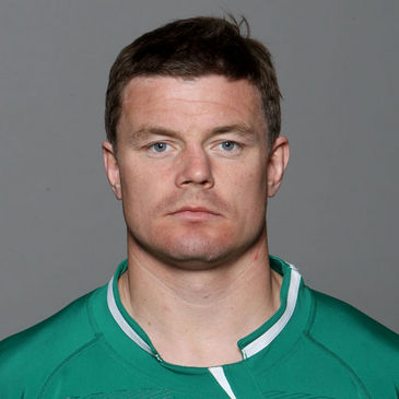 Ireland's Rugby World Cup captain Brian O'Driscoll