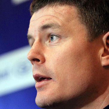 Brian O'Driscoll will captain Leinster against Aironi