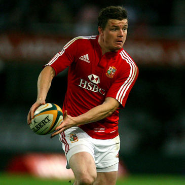 Brian O'Driscoll is looking forward to taking on the Springboks