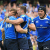 Brian O'Driscoll's score, which was converted by Jonathan Sexton, gave Leinster a 29-20 lead to take into the final quarter