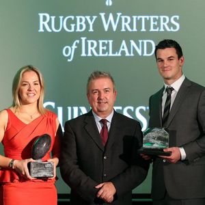 2013 GUINNESS Rugby Writers Of Ireland Awards Ceremony, Guinness Storehouse, Dublin, Monday, November 11, 2013
