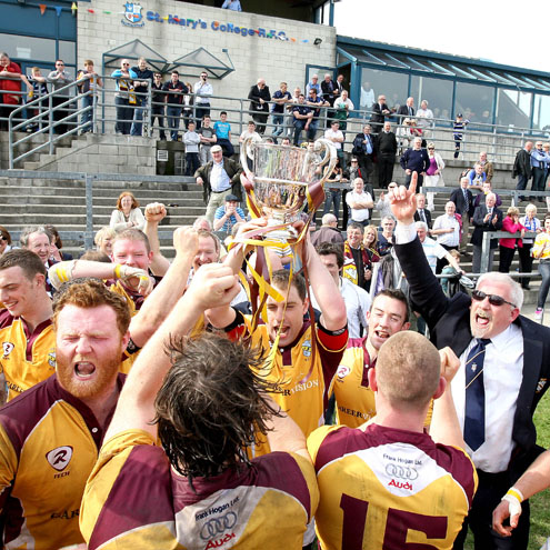 Bruff won the Bateman All-Ireland Cup last season