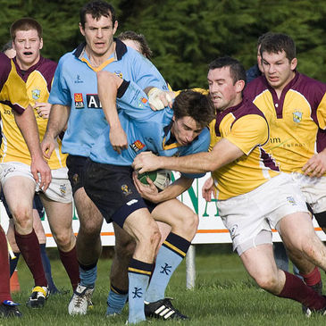 UCD came away pointless from Bruff's Kilballyowen Park