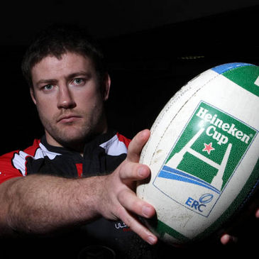 Ulster and Ireland prop Bryan Young