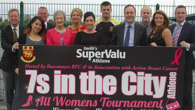The launch of '7s in the City'