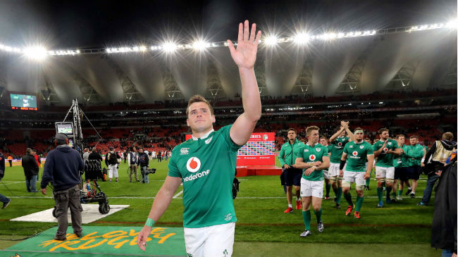 CJ Stander: We Can Be Proud Of This Tour