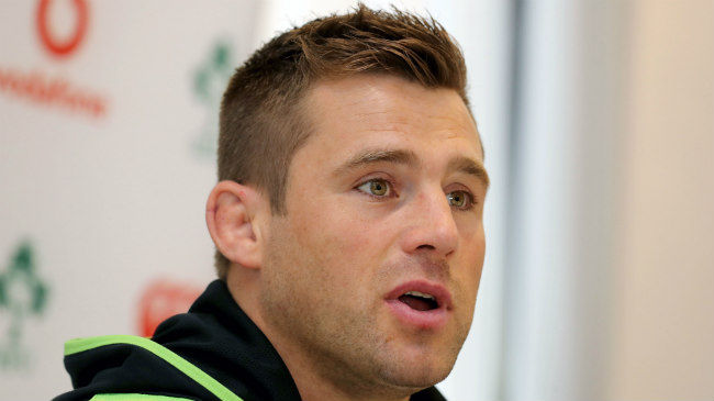 Ireland Down Under: CJ Stander On The Energy In Camp