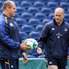 CJ Van Der Linde and Felipe Contepomi could be two pivotal members of the Leinster team on Saturday