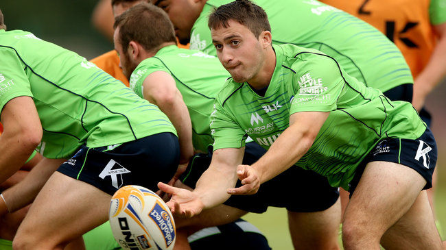 Connacht Confirm Line-Up For Wasps Friendly