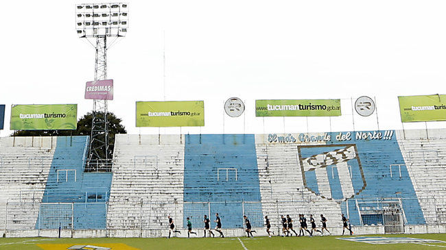 The Captain's Run in Tucumán