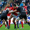 Ospreys duo Hanno Dirksen and Justin Tipuric double up on Casey Laulala, Munster's new Kiwi centre