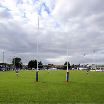 Clontarf's home ground Castle Avenue