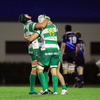 The victory was Benetton Treviso's first in 11 matches against Irish provinces