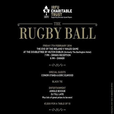 The Rugby Ball For The Charitable Trust