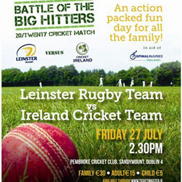 Support this great cause on July 27