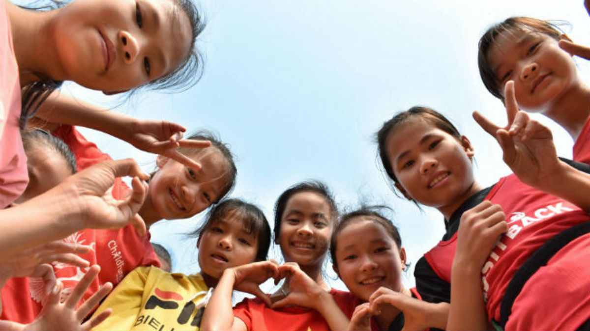 Children of Asia in 2019 32