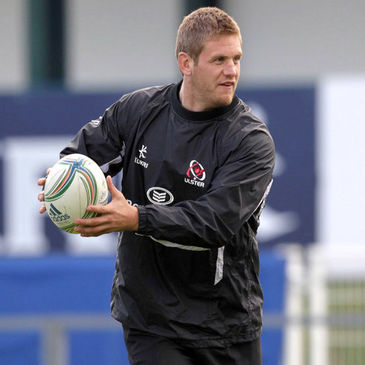 Ulster back rower Chris Henry