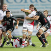 Saturday's match marked recent Ireland cap Chris Henry's first start of the season for Ulster