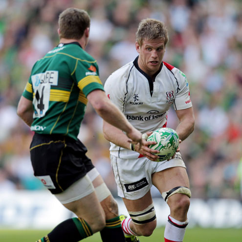 Northampton Saints 23 Ulster 13, stadium:mk, Sunday, April 10, 2011