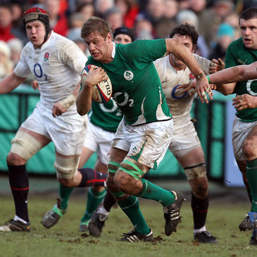 Chris Henry will captain the Ireland Wolfhounds