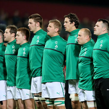 Chris Henry in the Ireland XV line-up