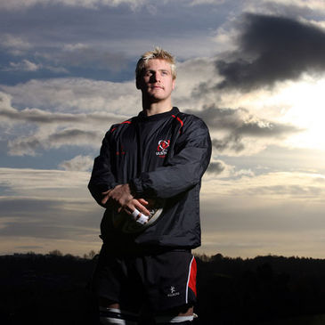 Ulster's stand-in captain Chris Henry
