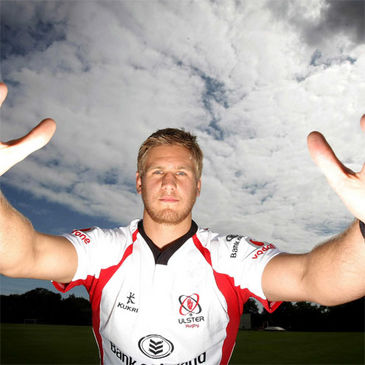 Back rower Chris Henry will lead out Ulster for their final pre-season friendly