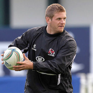 Ulster Squad Training At Ravenhill, Tuesday, October 16, 2012