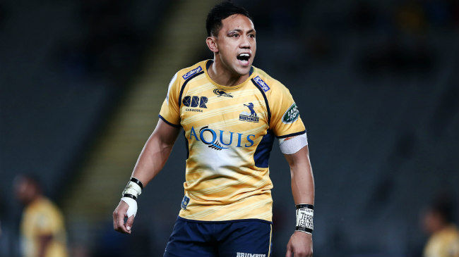 Christian Lealiifano Signs For Ulster