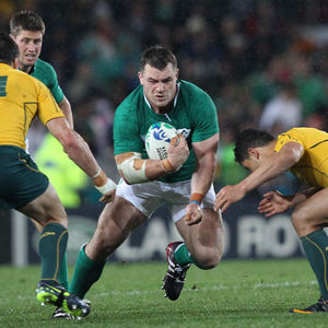 Australia 6 Ireland 15, Eden Park, Auckland, New Zealand, Saturday, September 17, 2011