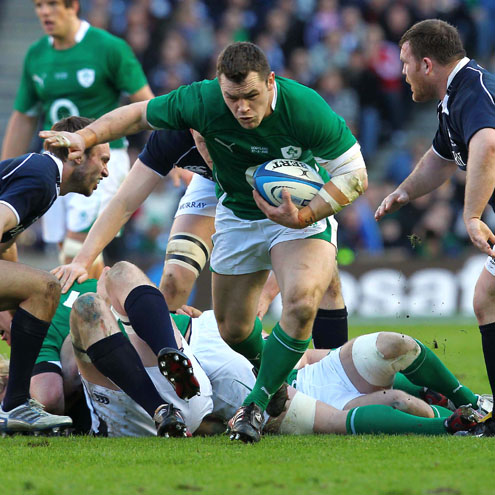 Photos of Ireland's RBS 6 Nations win over Scotland at Murrayfield