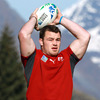 With his eye injury, Cian Healy has been banned from some of the extra curricular acitives in Queenstown. He tweeted: 'Queenstown is a place made for me, but I can't do any of the activities. Candy shop and I can't eat, comes to mind!'