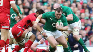 Ireland 26 Wales 3, Aviva Stadium, Saturday, February 8, 2014