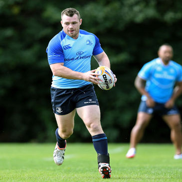 Leinster prop Cian Healy