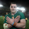 Speaking afterwards, a delighted Cian Healy said: 'I really enjoyed that. It was a good performance from the pack and we managed to dominate the Australian scrum and get on the front foot.'
