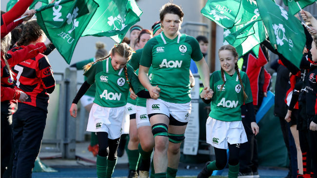 Ireland Women To Play USA Women In November Test