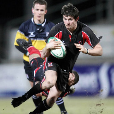 Ulster Ravens scrum half Cillian Willis