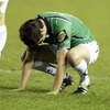 A dejected Cillian Willis is pictured after the final whistle as he reflects on Connacht's sixth defeat of the league campaign
