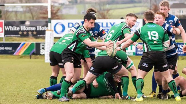 Ulster Bank League: Division 2B Review