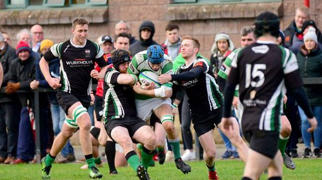 All-Ireland League Division 2C: Round 5 Review