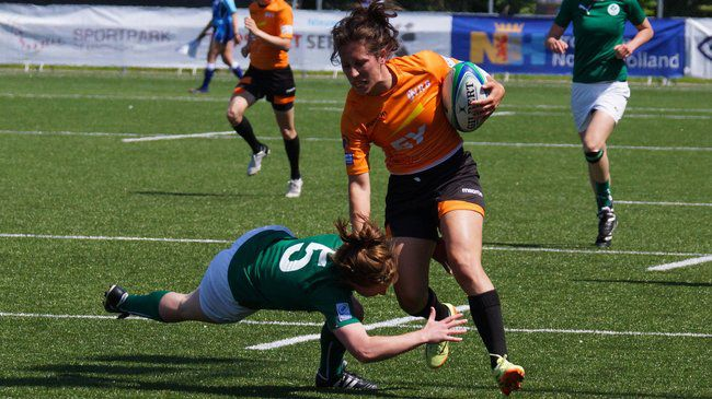 Ireland Women Gain Revenge On Spain