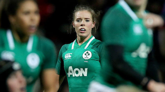 Four Changes For Ireland Women