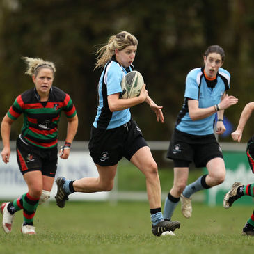 Clare Raftery captained Galwegians to a first round win