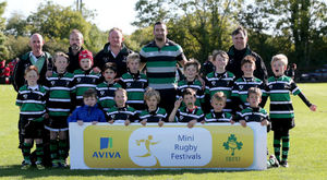 Aviva Minis Festival - Ashbourne RFC October 2014 - Gallery 2