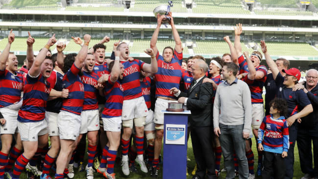 Ulster Bank League Final: Behind The Scenes