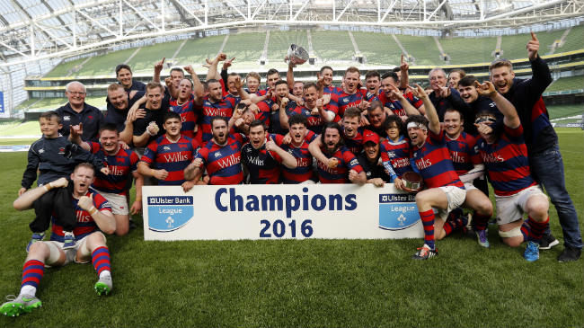 Ulster Bank League Final: Post-Match Reaction