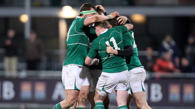 Ireland Club Team Named For Dalriada Cup Trip To Scotland