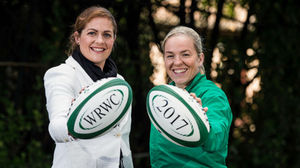 Ireland To Host 2017 Women's Rugby World Cup Announcement, Dublin & Belfast, Wednesday, May 13, 2015